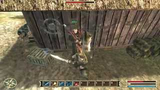 Gothic3 - How to get infinite money in 1st town Ardea without cheats!