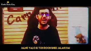 Ek Kahani Hai Jo Sabko Sunani Hai _ Yalgaar song _ Carryminati _ Rambo Status King