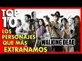 The Walking Dead: Las 10 muertes más tristes -Pop Ten #7 |Popcorn News