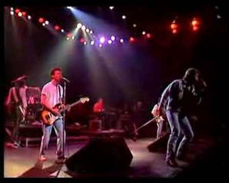 Huey Lewis & The News (live) - It hit me like a hammer