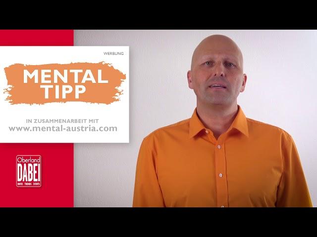 Oberland DABEI Mental-Tipp 17.03.2021