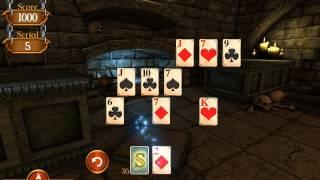 Wii U - Solitaire Dungeon Escape