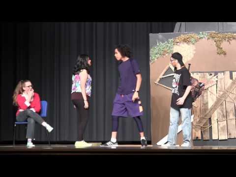 10 ways to survive a zombie apocalypse Washington High school