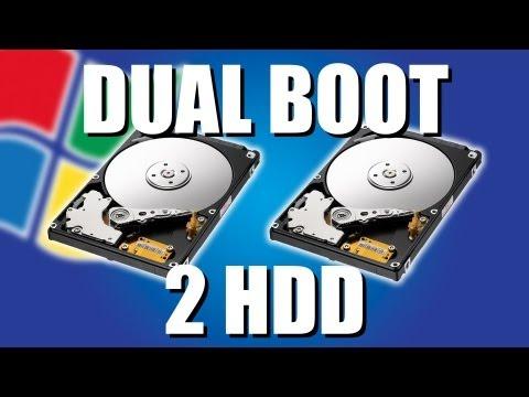 Dual Boot PC Con 2 Hard Disk Windows 8 E Windows 7