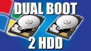 Dual Boot PC Con 2 Hard Disk Windows 8 E Windows 7