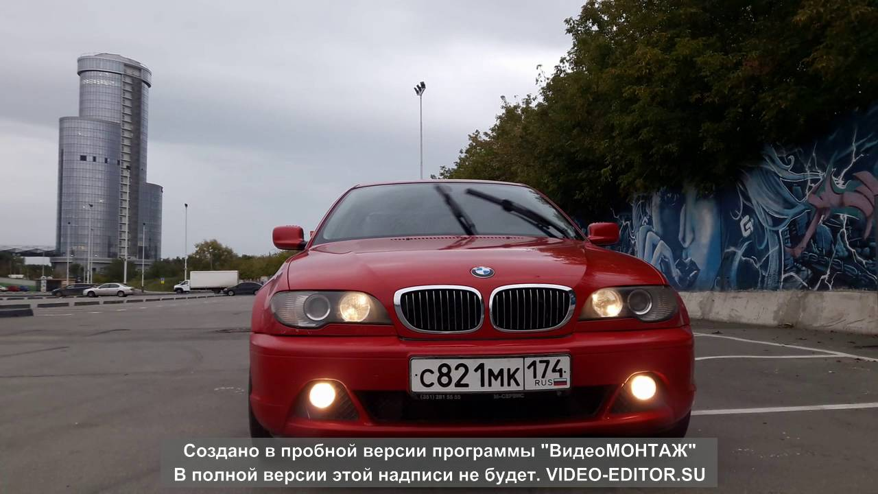 Bmw E46 Coupe Restyling