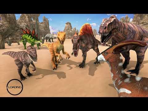 Carnivore Dinosaur Hunting Sniper - IOS / ANDROID GAMEPLAY
