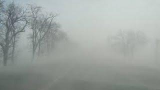 Странности в погоде. Снег остановился на пути в Апольда. Жизнь в Германии(Видео о жизни в Германии., 2016-01-16T15:11:40.000Z)