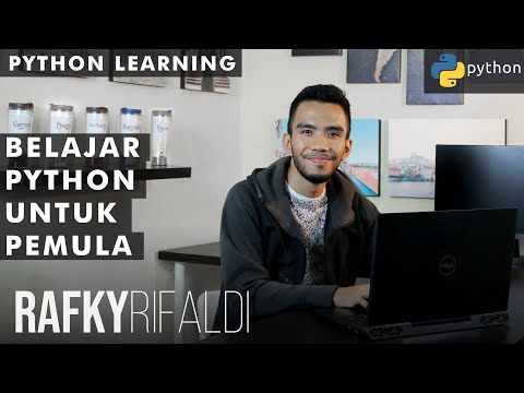 Python Tutorial - Introduction, Installing and Text Editor | Bahasa thumbnail