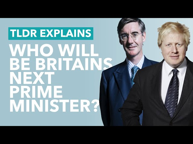 Who Will Replace May as Prime Minister?