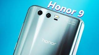 О камере Huawei Honor 9...
