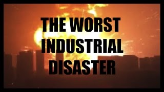 THE WORST INDUSTRIAL DISASTER - Tianjin Explosions (China) 08-12-2015