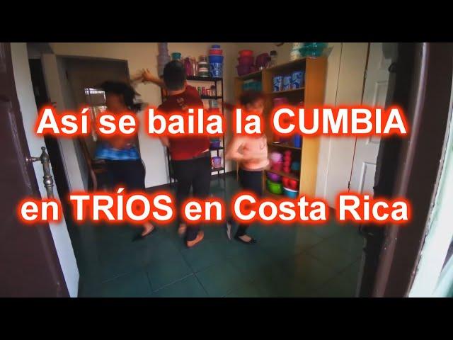 📌Así se baila el Swing Criollo en Tríos! 💃💃🕺