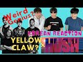 Reaksi Yellow Claw x Weird Genius - HUSH feat. Reikko - Orang Korea