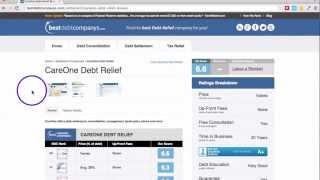 CareOne Debt Relief Review