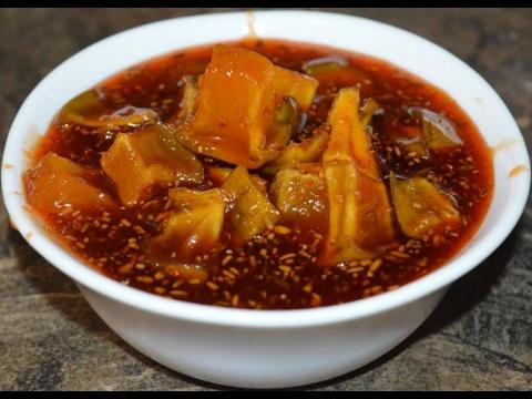 Aam ka Mitha Achar Recipe (आम का मीठा अचार)