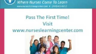 Nurses Learning Center Math Sample Variety