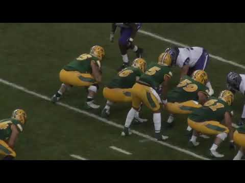 NDSU Bison V. Central Arkansas 10.2.20 (FULL RECAP)