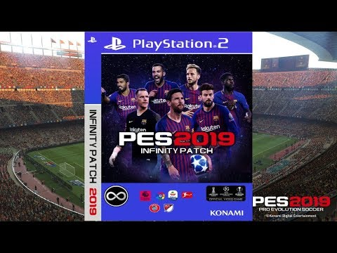 PES 2019 (PS2) FINAL Atualizado (Infinitty Patch V 1 0) DOWNLOAD ISO