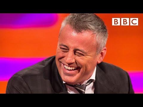 Matt Leblanc Sings Joey Tribbianis Songs The Graham Norton Show Series  Bbc One
