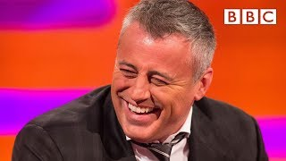 Matt LeBlanc sings Joey Tribbiani's songs - The Graham Norton Show - BBC