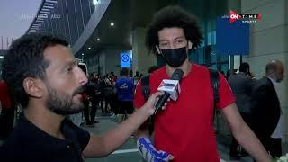 تغطية خاصة - لقاء خاص مع نجم منتخب مصر لكرة اليد علي زين