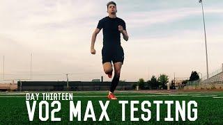 VO2 Max Testing | The Pre-Preseason Program | Day Thirteen