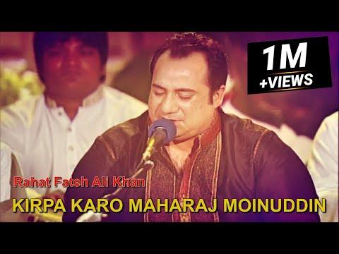Kirpa Karo Maharaj Moinuddin | Rahat Fateh Ali Khan | Qawwali | Amir Khusro | Virsa Heritage Revived