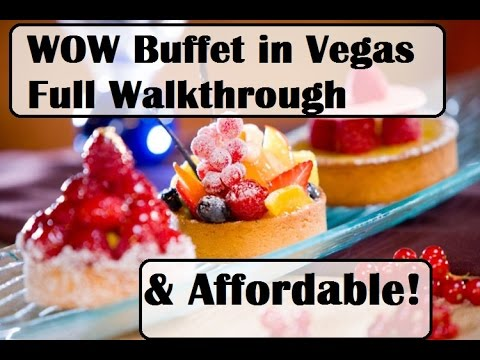 Studio B Buffet in Vegas:  Getting Closer than you think!