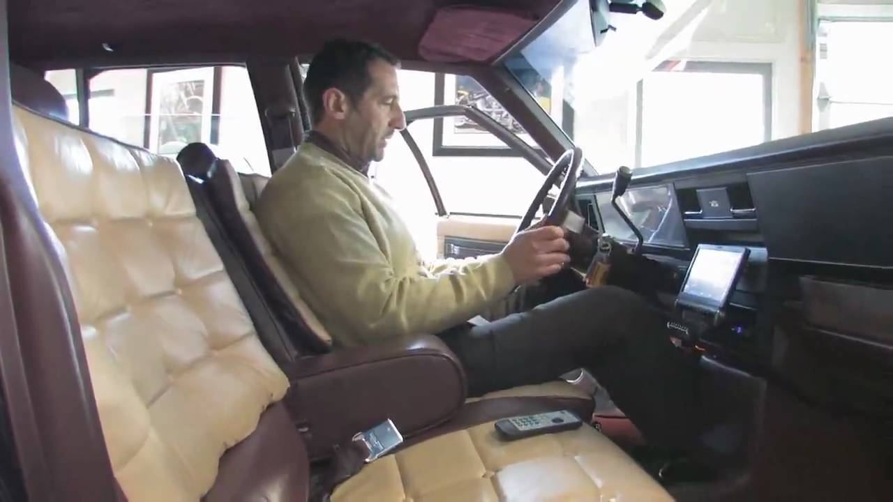 1986 Chevy Caprice Brougham for sale at with test drive, driving sounds,  and walk through video