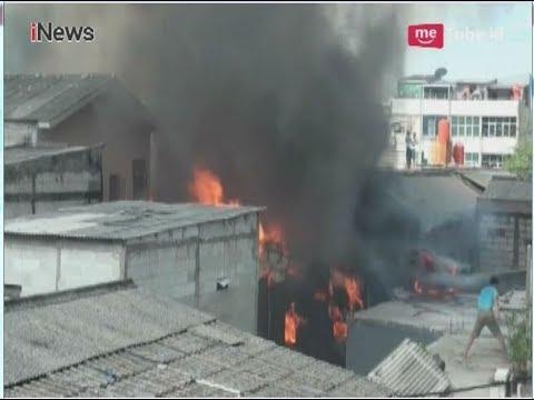 20 Rumah Terbakar di Kedoya Utara, 10 Damkar Dikerahkan - iNews Pagi 25/05