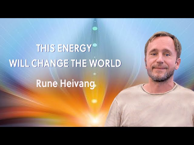 🚩THIS ENERGY WILL CHANGE THE WORLD