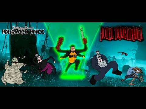 Hotel Transylvania review by The Blockbuster Buster