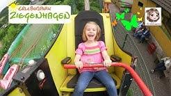 ERLEBNISPARK ZIEGENHAGEN - Hannah und ihr Cousin machen den Freizeitpark unsicher | Spezial