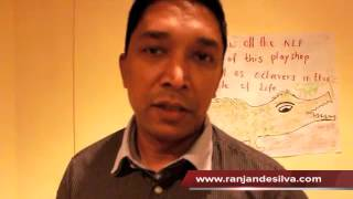 Ranjan De Silva's Mastery of Self - Testimonial by Ejazur Rahman