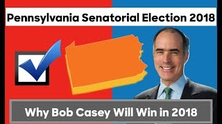 Analysis of the Pennsylvania Senate Election 2018 |