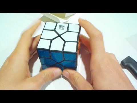 A Classical YouCuber Unboxing of Redi Cube ( + Little Yuxin 3x3)