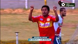 Sport Huancayo vs Deportivo municipal 5-0 | Resumen y Goles - Clausura -  | 720p HD | - 20/09/2015
