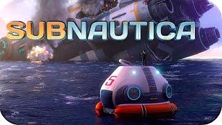 Subnautica # 02 Yo y Mi Impresora 3D [HD] Español