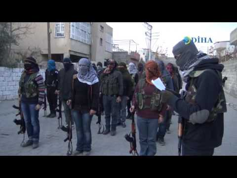 Nusaybin'de Sivil Savunma Birlikleri ilan edildi
