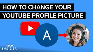 How To Change Y๐ur YouTube Profile Picture