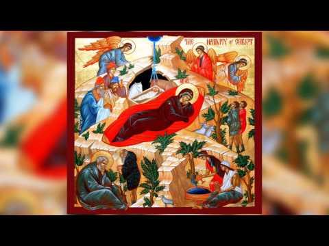 Troparul Nașterii Domnului
