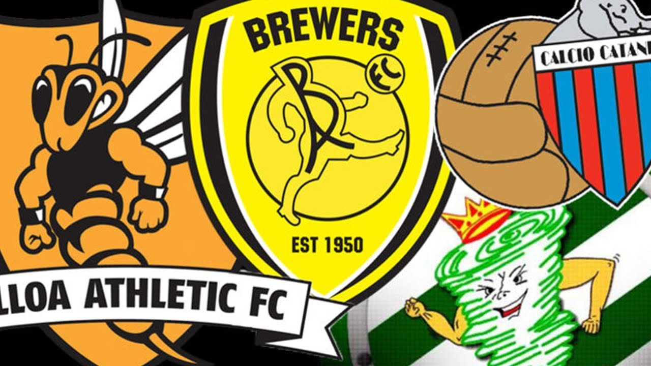 Top 27 Worst Club Badges in world football