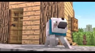 Minecraft Анимация - Пропажа (Майнкрафт Анимация)