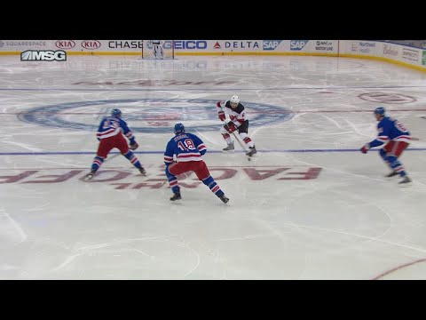 10/14/17 Condensed Game: Devils @ Rangers