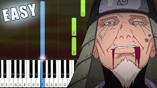 Naruto OST - Hokage's Funeral