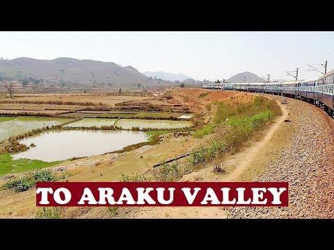 Journey To Araku By Visakhapatnam Kirandul Passenger