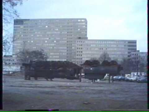 Gelände am Anhalter Bahnhof, Januar 1989