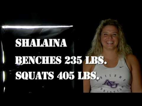 Lone Star Conference - Shalaina Lakey