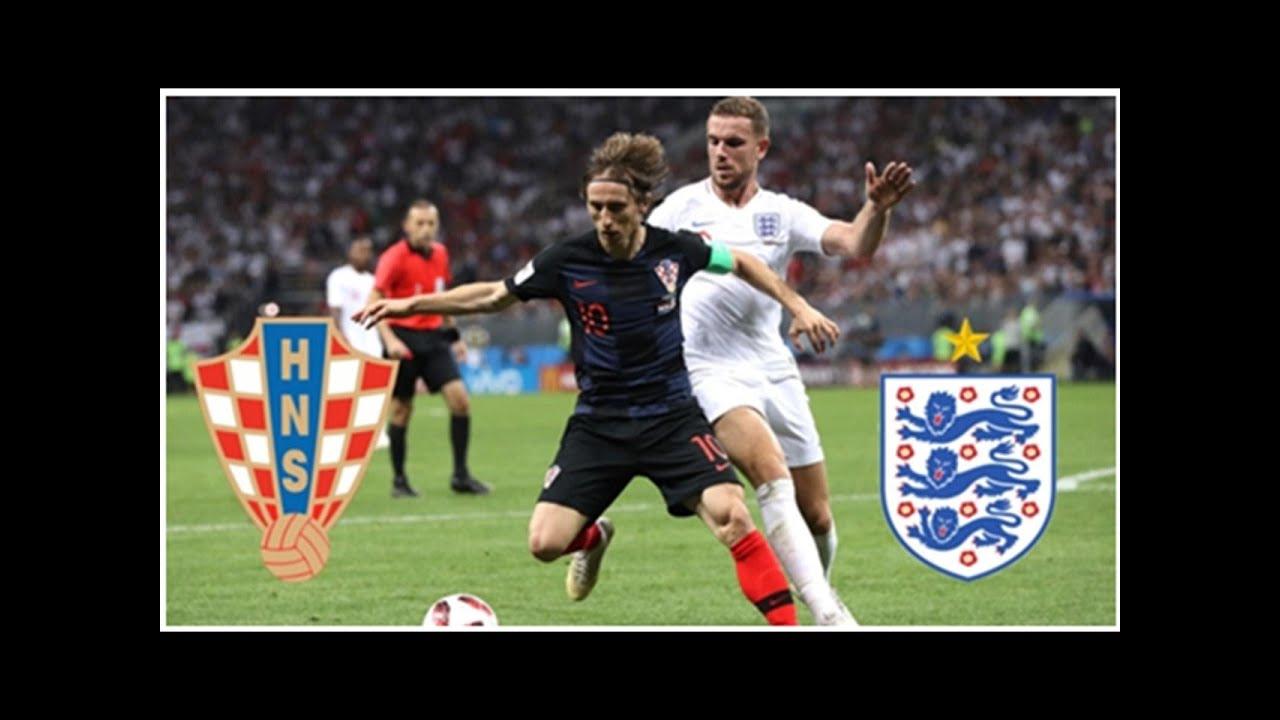 Kroatien England Stream